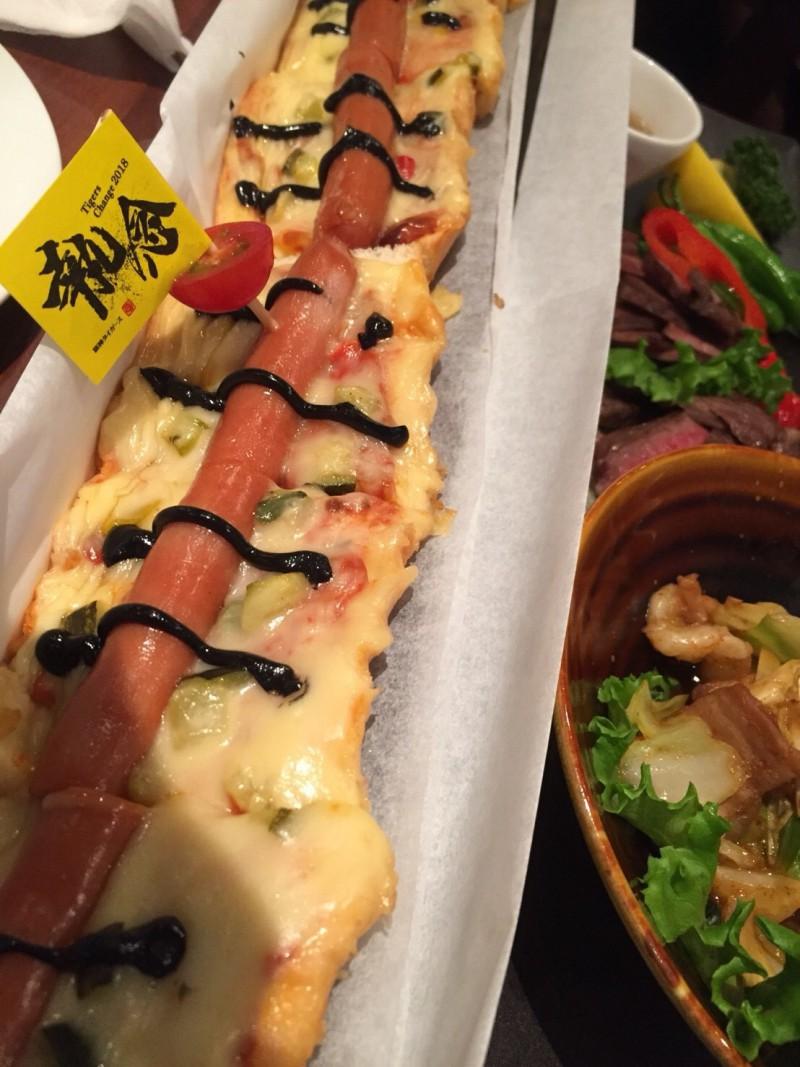 甲子園球場のロイヤルスイートの食事